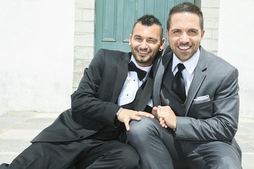 Same sex adoptive parents